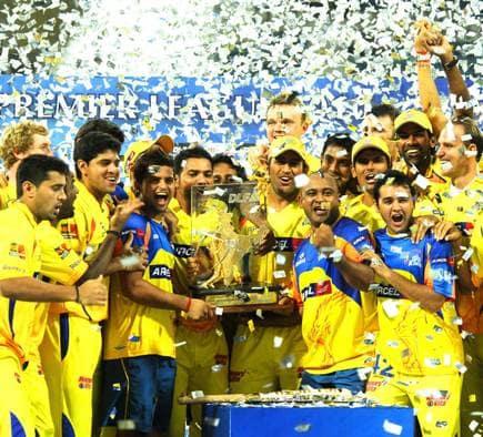 चेन्नई सुपर किंग्स के बारे में 10 रोचक तथ्य