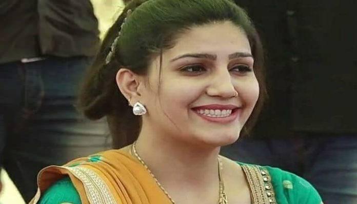 Dancer Sapna Chaudhari biography in hindi