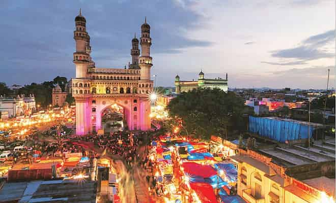 Top 10 Largest Cities in India by area