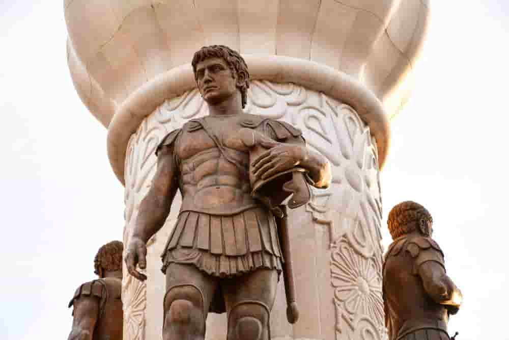 The Great Alexander Facts in Hindi -