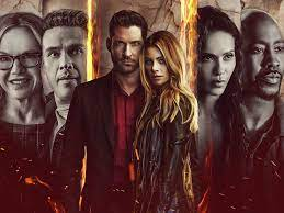 Netflix: 'Lucifer' to return with second half of season 5 on Netflix in May  - The Economic Times