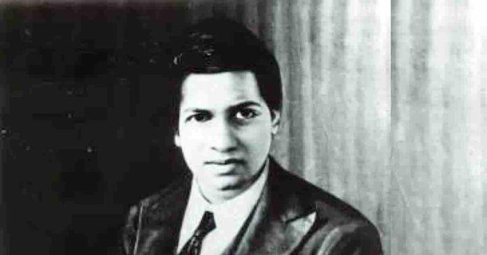 Facts about Srinivasa Ramanujan in Hindi